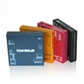 Multi function card reader