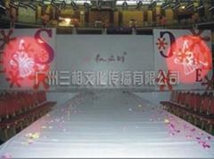 广州专业舞台租赁