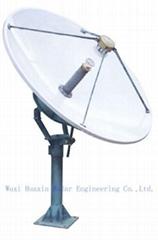 1.8m VSAT antenna