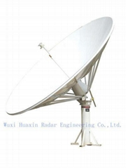 4.3m Rx only antenna