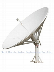 3.7m Rx only antenna