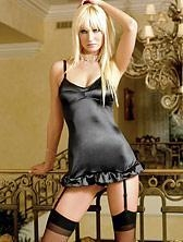 All type of babydolls, corsets, bikini sets and adult costumes with the lowest p