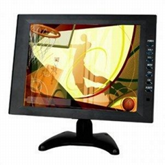 12.1 inch LCD TV with touch screen(AV/VGA/TOUCH)
