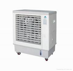 Rotary evaporative ventilator