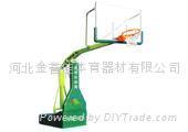JYJ-1006  弹性篮球架