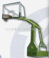 JYJ-1009  仿液壓籃球架