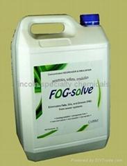 FOG solve degreaser