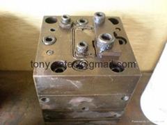 PVC extrusion moulds,PVC profiles,PVC co-extrusion,PVC price holder