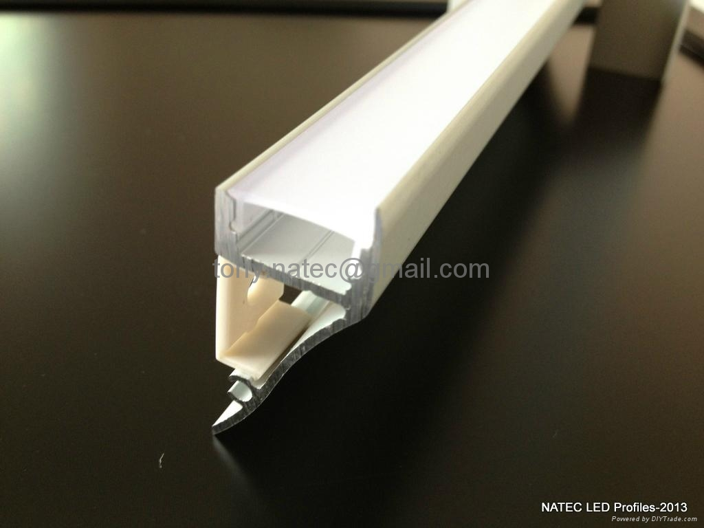 Led Wall Profiles Led Building Profile Indoor Led Profile