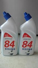 84多效潔廁液