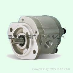 新鸿HGP-3A-F6R齿轮泵