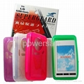 New Silicone skin Case Screen protector