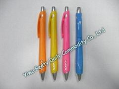 Retractable Ball Pen (BP214)