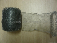 Galvanized Wire Mesh for making Pot Scourers
