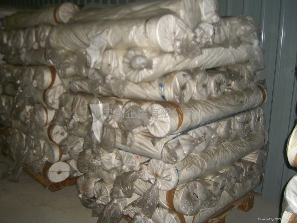 化纤库存布 (台湾 贸易商) - 库存纺织品 - 废料与