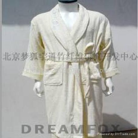 Men's bathrobe 1