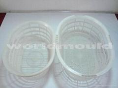 塑料篮模具