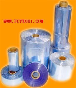 PVC热收缩膜 吸塑包装薄膜 1