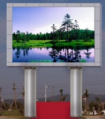 ph16 outdoor full colour led displays ,led sign