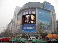 ph20 outdoor full colour led displays ,led signs