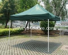 Aluminum Alloy Folding Canopy (Pagoda Style),3*3m,Oxford w/PVC coating