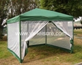 Folding gazebo with Mosquito Net Walls