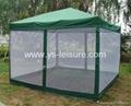 Folding gazebo with Mosquito Net Walls (Screen House),3*3m 3