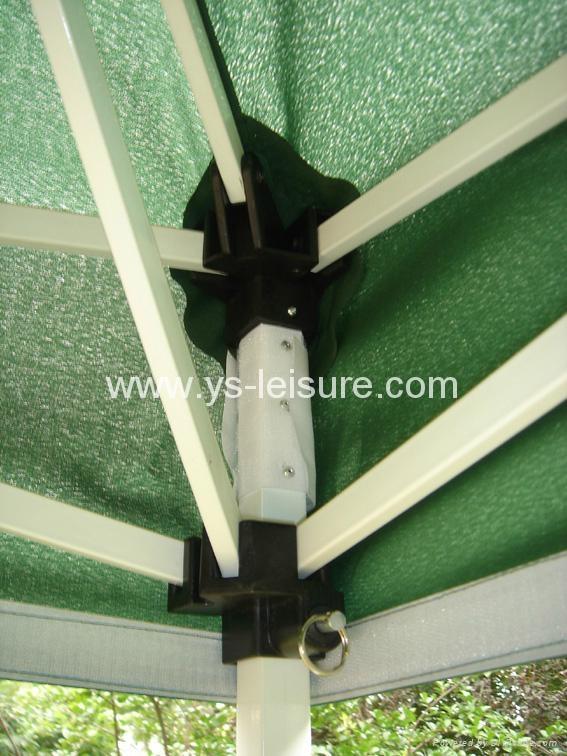 Folding gazebo with Mosquito Net Walls (Screen House),3*3m 4