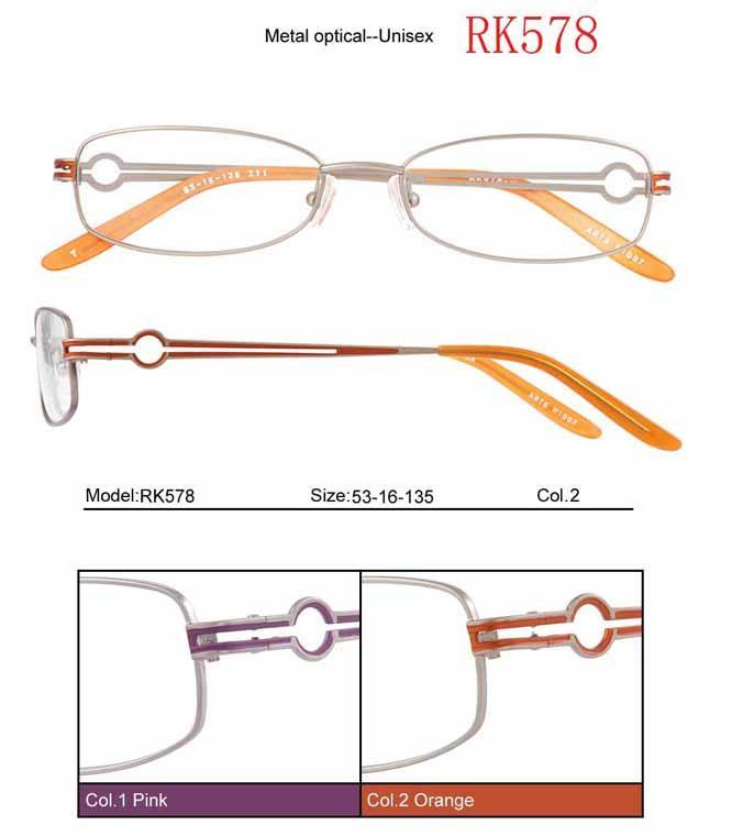 spectacle frame - RK578 (China) - Eyewear & Parts - Home ...