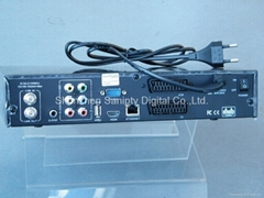 HD receiver openbox s9 pvr