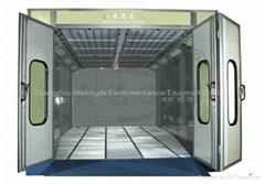 水溶性烤漆房-WLD8300 (标准型)