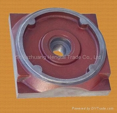 Joint Cover Gear Flange Pulley scored pulley