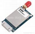 RS232 RS485 data radio modem 1