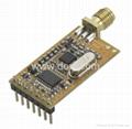 20 dBm SI4432 transceiver module