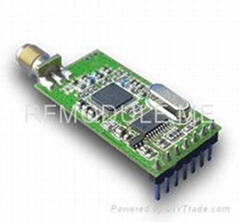 13 dBm wireless module RF GFSK transceiver module