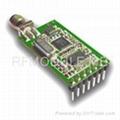 RF FSK transceiver module