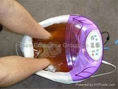 ionic cleanse detox foot spa