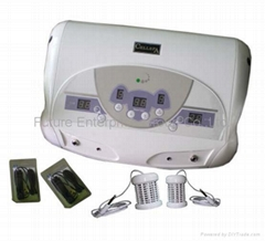 Dual Detox Foot Spa with MP3,detox Foot massager