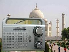 四波段收音机