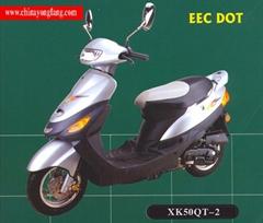 Road Legal Scooter XK50QT-2