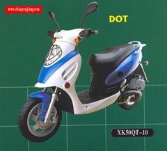 Road Legal Scooter XK50QT-10