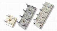 供應發電機接線板