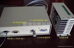 高速步進電機比例伺服控制系統