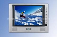 """10.4""""液晶电视DVD一体机"""