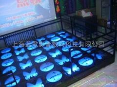 上海时尚新颖个性化的弹簧地板