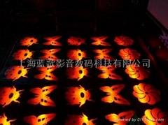 上海超凡梦幻魅力高弹性弹簧舞池
