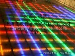 上海溜冰场弹簧地板