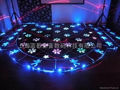 上海KTV包房弹簧地板价格