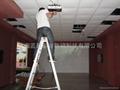 迪吧音响灯光弹簧地板工程设计安装 4