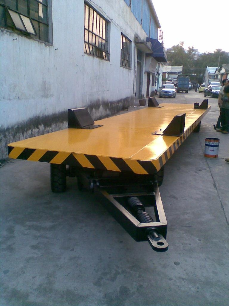 全挂平板拖车 5